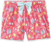 Max & Olivia Printed Pajama Shorts, Little Girls & Big Girls, Created for Macy's