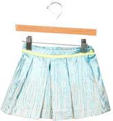 Preen Girls' Metallic A-Line Skirt