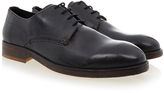H By Hudson Norton Black Lace Up Shoe