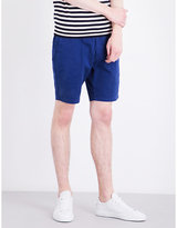 Paul Smith Mens Grey Concealed zip Shorts