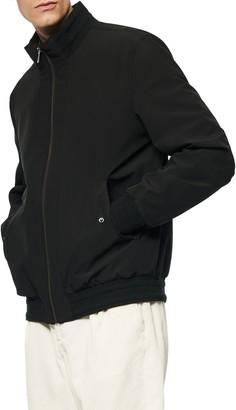 Andrew Marc Water-Resistant Bomber Jacket