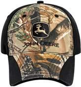 John Deere and Camo Cloth Hat