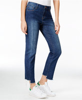 Rachel Roy Midnight Blue Wash Straight-Leg Jeans, Only at Macy's