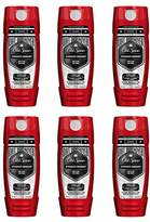 Old Spice Hardest Working Collection Dirt Destroyer Body Wash, Stronger Swagger, 16.0 Ounce (Pack of 6)