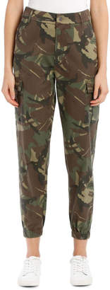GUESS David Camouflage Cargo Pant