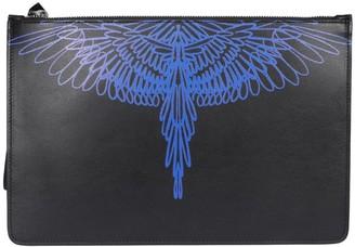 Marcelo Burlon County of Milan Pictorial Wings Pouch