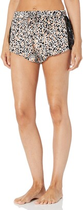 MinkPink Women's Cheeta Fever Short