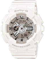 Baby-G Baby G New Style Duo Series (Silver Face)