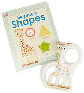 Sophie La Girafe Teether and Book Gift Set