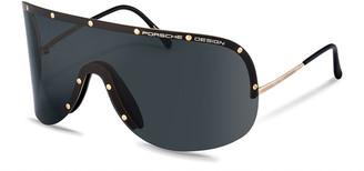 Porsche Design Men's Iconic Heritage Shield Sunglasses