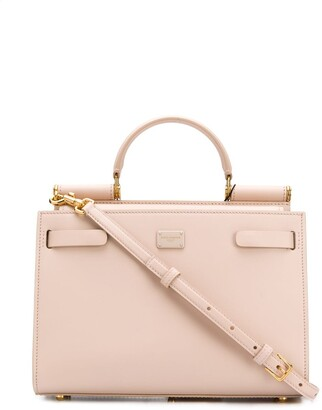 Dolce & Gabbana Top Handle Tote Bag