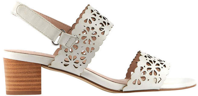 0d916f86a0f Supersoft by Diana Ferrari Cacey Ivory Sandal