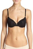 Natori Foundations Sheer Jacquard Full-Fit Bra