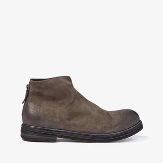 Marsèll Classic Back-Zip Boot