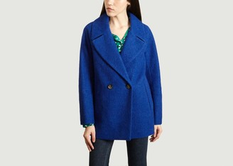 Trench & Coat - Valloire Cropped Coat - 36
