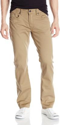 Buffalo David Bitton Men's Six Slim Straight Leg Jean