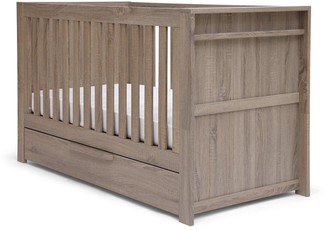 Mamas and Papas Franklin Cot Bed and Dresser Changer