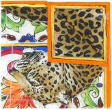 Dolce & Gabbana tiger printed scarf