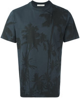 Golden Goose Deluxe Brand palm tree print T-shirt - men - Cotton - S