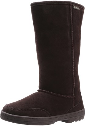BearPaw Women's Meadow Boots in Chocolate color Size: 7