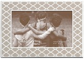 "Reed & Barton Chai Kasbah 4 x 6"" Frame"