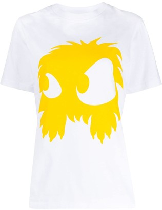 McQ monster print T-shirt