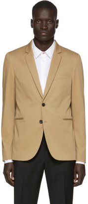 Paul Smith Tan Buggy Blazer