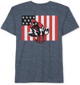Spiderman Graphic-Print T-Shirt, Big Boys (8-20)