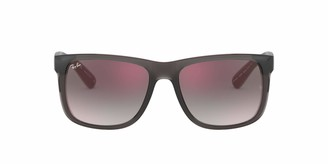 Ray-Ban unisex adult Rb4165f Justin Asian Fit Sunglasses