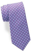 Brooks Brothers Horseshoe Print Tie