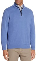 Vineyard Vines Norton Point Half-Zip Sweater