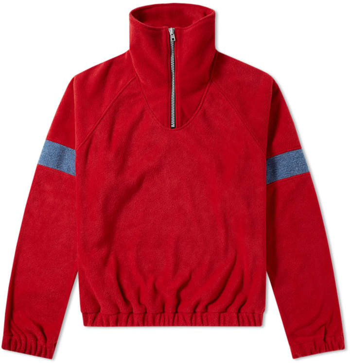 Gosha Rubchinskiy Fleece Track Top
