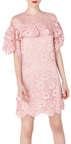 Miss Selfridge Lace Dress, Lilac