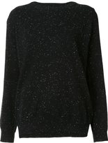 Thomas Wylde cashmere Drift jumper - women - Cashmere - M