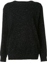 Thomas Wylde cashmere Drift jumper - women - Cashmere - S