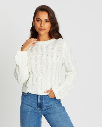 Volcom Knitsup Sweater
