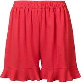 Stella McCartney ruffled hem shorts - women - Spandex/Elastane/Acetate/Viscose - 38