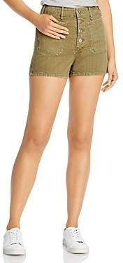 Rag & Bone Cotton Utility Shorts