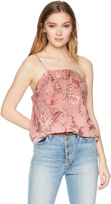 Haute Hippie Women's NO Regrets Cami