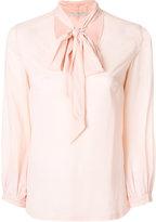 L'Autre Chose chiffon blouse
