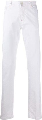 Kiton Straight-Leg Jeans