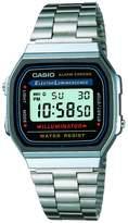 Casio Gents Digital Watch Silver