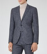 Reiss Turner B Flecked Slim Blazer