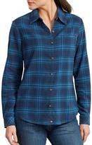 Dickies Women's Plaid Flannel Shirt