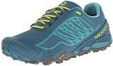 Merrell Women's All Out Terra Ice Waterproof Trail Running Shoe
