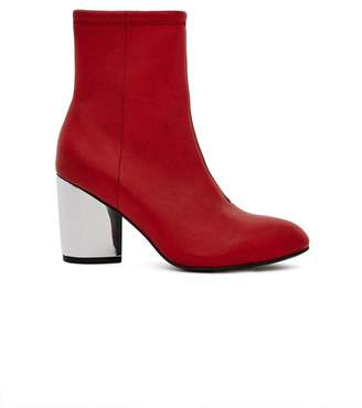 Opening Ceremony Dylan Stretch Leather Boot