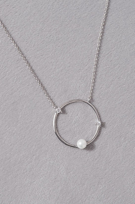 Tai Lacine Necklace By in Silver Size ALL