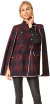 Pierre Balmain Cape Coat