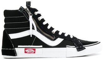 Vans SK8-Hi zip high-top sneakers