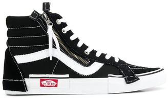 Vans SK8-Hi zip high-top sneakers